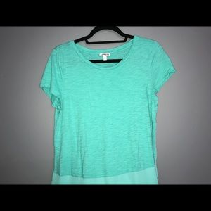 Tee-shirt with trim
